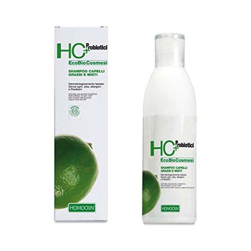 Specchiasol HC + Shampooing Cheveux matières grasses et mixtes