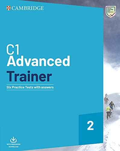 C1 Advanced Trainer 2. Practice Tests with Answers and Audio.: Vol. 2