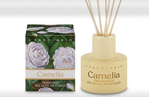 L 'erbolario Camellia Spandiprofumo per bastoni di legno