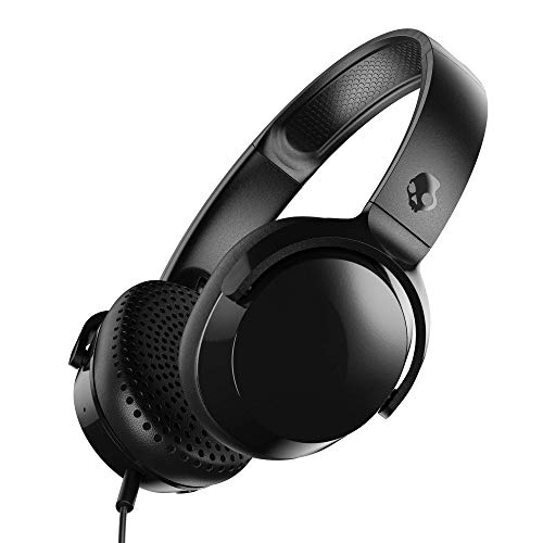 Skullcandy - Riff Wired On-Ear Headphones - Black - S5PXY-L003