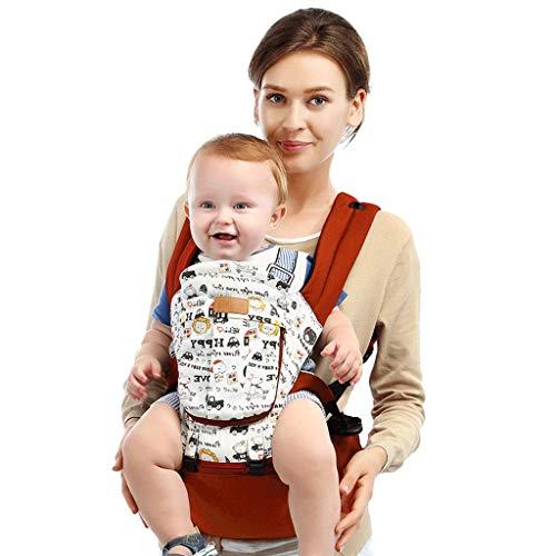 Porte-bébé Support Frontal Siège bébé Tabouret à la Taille Quatre Saisons Quatre Saisons Universel ( Color : C )