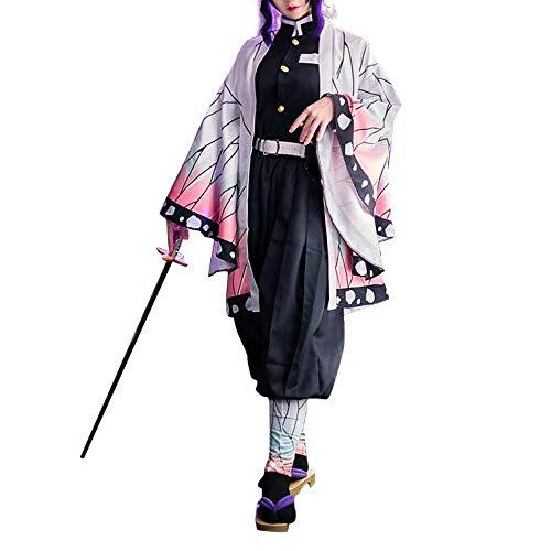 accessori per costume Agatsuma Zenitsu XUNMOWEI Parrucca per cosplay con anime Demon Kimetsu no Yaiba