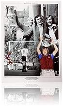 Signed Billy Bonds Photo - Alan Taylor West Ham - Autographed Soccer Photos