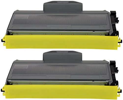 TONER EXPERTE® 2 Toner kompatibel für Brother TN2120 TN2110 HL-2140 HL-2150 HL-2170 MFC-7320 MFC-7340 MFC-7440 MFC-7840 DCP-7030 DCP-7040 DCP-7045 (2600 Seiten)