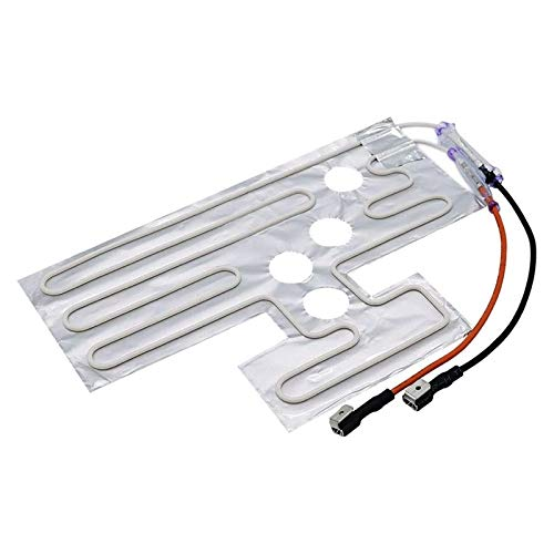 wivarra 5303918301 Garage Heater Kit for Refrigerators, for & - Replace PS900213 AP3722172 AH900213