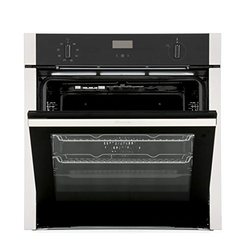 41BciU7D04L. SS500  - Neff B4ACF1AN0B N50 Slide & Hide 6 Function Single Oven with Catalytic Cleaning - Stainless Steel