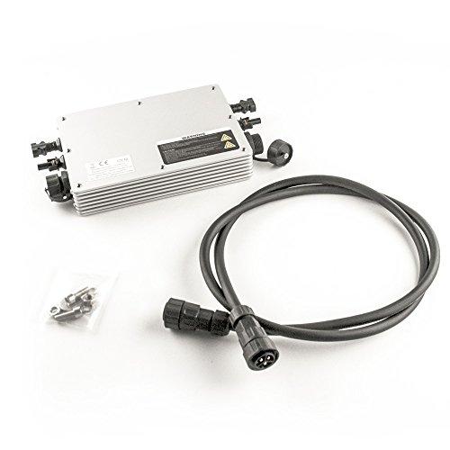 Solar Micro Inverter WVC-600-230V wasserdicht IP67 für Eigenverbrauch