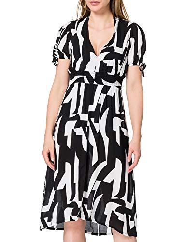 ESPRIT Bodywear Damen LIDO Beach Acc Dress Überwurf für Schwimmbekleidung, 001, M