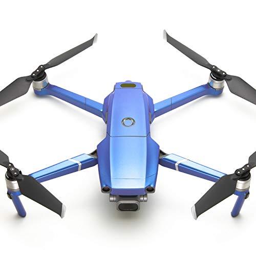 WRAPGRADE Skin Compatibile con DJI Mavic 2 unità Principale (Celeste Blue)