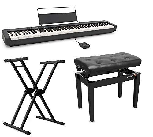 Casio CDP-S100Bk Piano Digital + Soporte Onyx 150 Easy-Block...