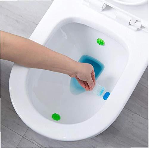 Gel Limpiador detergente Flor Aseo Baño Aromaterapia Aromática ambientador de baño de baños Limpiador de Accesorios de baño WC Color al Azar