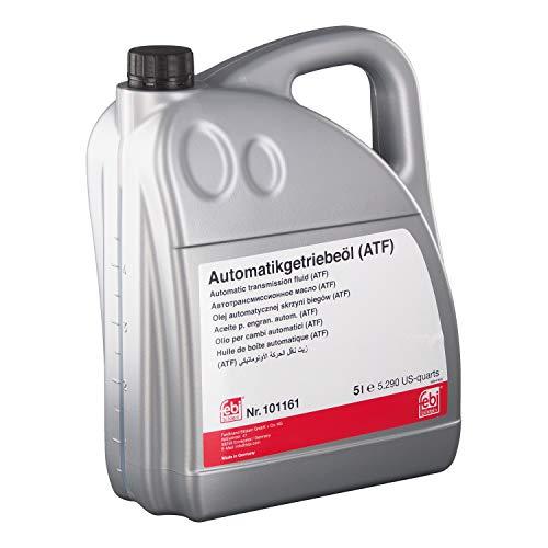 febi bilstein 101161 Automatikgetriebeöl (ATF) , 5 Liter