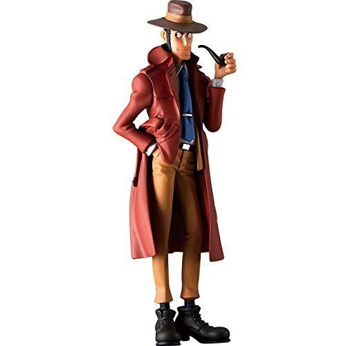 Figura Statua Ispettore ZENIGATA ZAZA 17cm Serie CREATOR X CREATOR Part 5 Originale BANPRESTO Lupin III