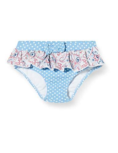 ZIPPY Bañador culetín de bebé niña SS20, Blue, 43994 para Bebés