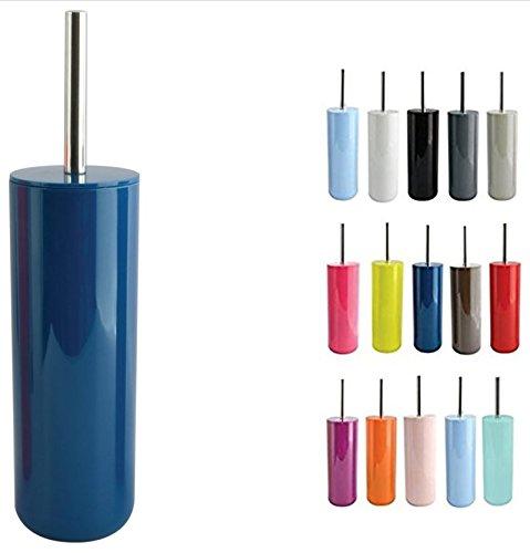 MSV - Set WC, colore: Blu scuro