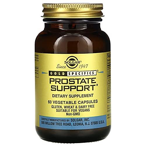 Solgar Gold Specifics™ Prostate Support Cápsulas vegetales - Envase de 60