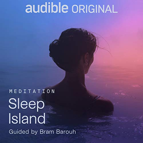 Sleep Island audiobook cover art