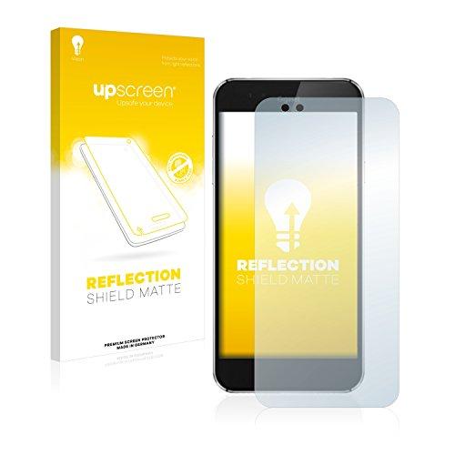 upscreen Entspiegelungs-Schutzfolie kompatibel mit Gigaset ME Pure – Anti-Reflex Bildschirmschutz-Folie Matt