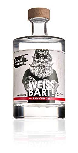 Weissbart! - Badischer Gin - 41% - 0,5 l