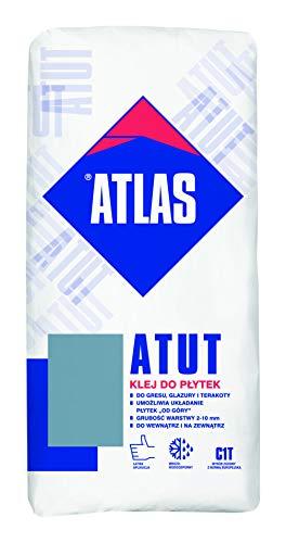 ATLAS ATUT-Fliesenkleber C1T (2-10 mm) 25KG Flexkleber
