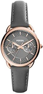 Fossil Women's ES3913 Autumn-Winter 17 Analog Quartz Grey Watch