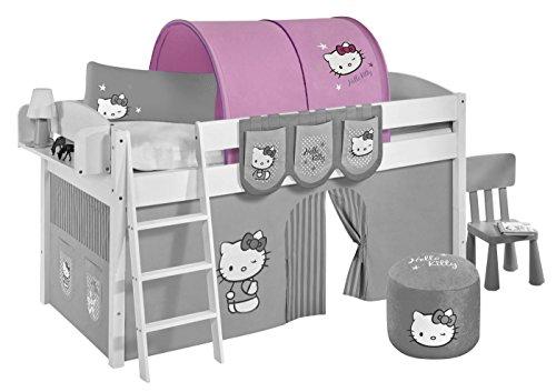 Tunnel Hello Kitty Lila - für Hochbett, Spielbett und Etagenbett