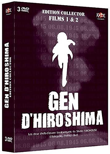 GEN d'hiroshima-Film 1 et 2