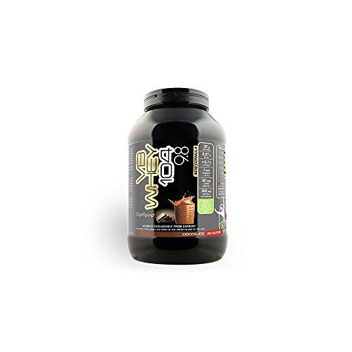 VB WHEY 104 9.8 ● Optipep ● Gusto Cioccolato ● Proteine Isolate Idrolizzate Per Via Enzimatica ● 900 Grammi