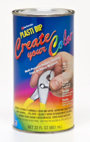 Performix 12219 Plasti Dip Clear - 22 oz. Dip Can