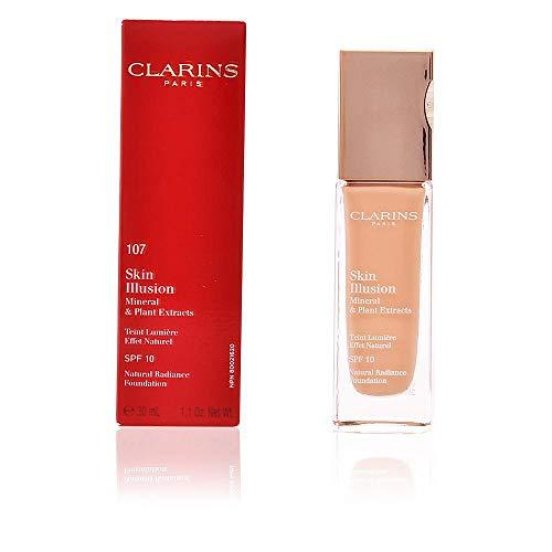 Clarins Flüssige Foundation Skin Illusion N°108-Sand 10 SPF 30.0 ml, Preis/100 ml: 106.63 EUR