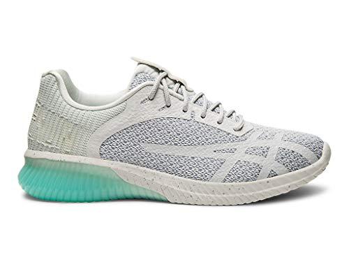 ASICS Mujer Gel-Kenun 2 Zapatos, gris (Glacier Gris/Glacier Grey), 42 EU