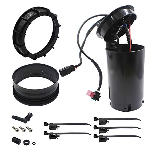 6.6L DEF Heater/Diesel Exhaust Fluid Reservoir Heater Kit Compatible with 6.6L V8 Chevrolet Silverado/GMC Sierra 2500HD 3500HD Duramax LML LGH 2012 2013 2014 2015 2016#22872118, 904-394