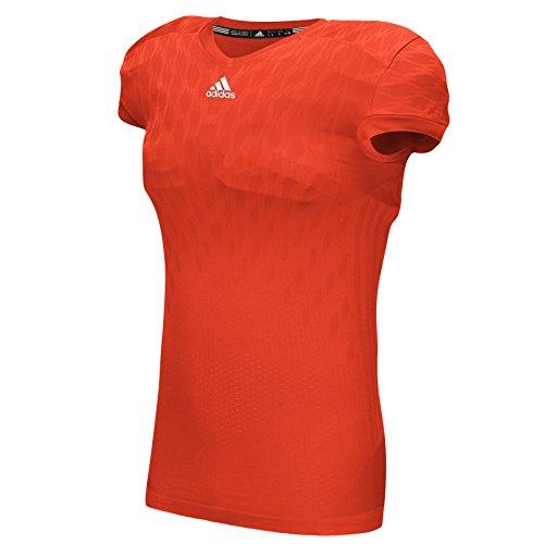 Adidas Mens Techfit Primeknit Football Jersey M Collegiate Orange