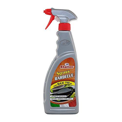 Rhutten 280771 Schiuma Emulsionante Barbecue 750 ml