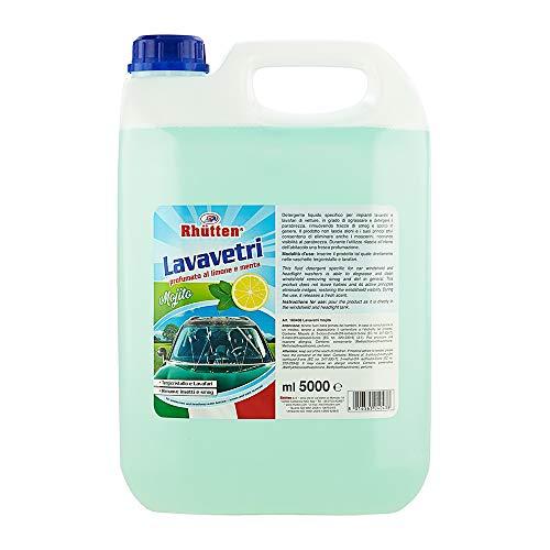 Rhütten 180408 Liquido LAVAVETRI Profumo Mojito 5L