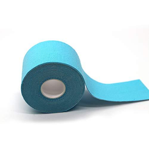 Kt-Tape Rolls, Athletic Muscle aid KTape, Compression Waterproof Knees, Shoulder Brace, Kinesiology Blister preventing K Tape