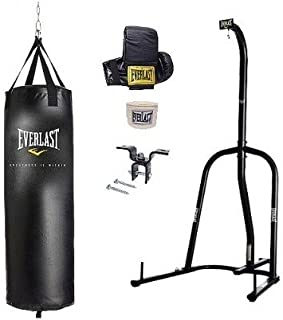everlast punching bag assembly instructions