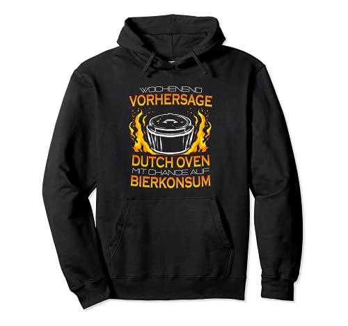 Wochenendvorhersage Dutch Oven & Bier...