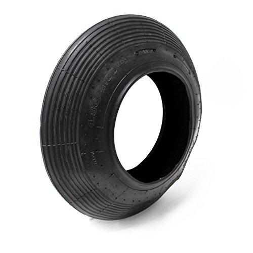 Neumáticos para carretillas Carcasa de neumáticos Carretilla neumática 400x100 4.00-8