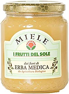 I FRUTTI DEL SOLE Alfalfa Honey, 500gm