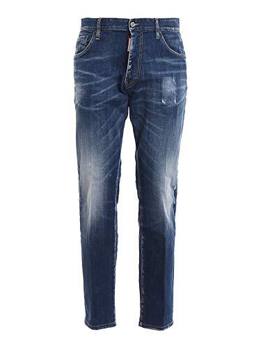 DSquared Pantalone Misto Cotone 48