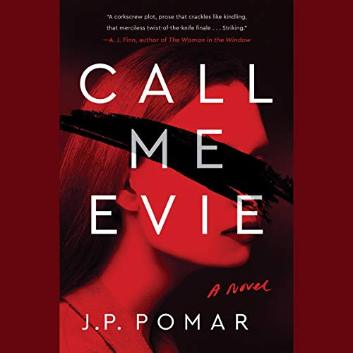 Call Me Evie audiobook cover art