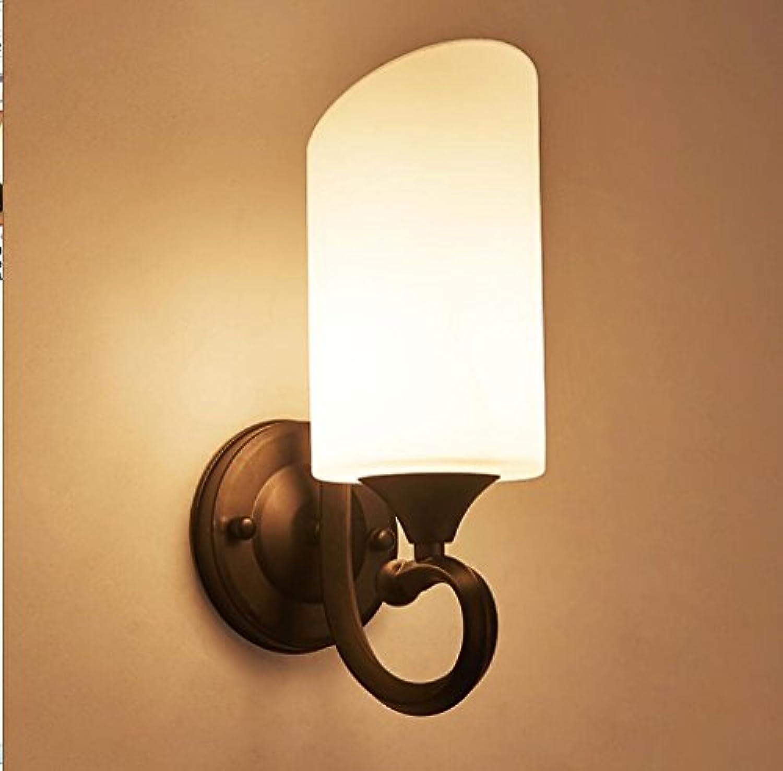FAFZ-Wandlampe Moderne Simple Nordic Creative Schlafzimmer LED Wandleuchte Hohe Helligkeit Wohnzimmer Treppenhaus Aisle Study Lighting Wandlampe