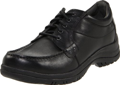 Dansko Men's Wyatt Black Dress Casual Shoes 8.5-9 M US