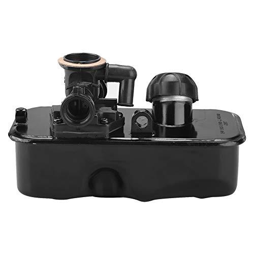 Aeloa Mower Carburetor- Rasenmäher Vergaser Ersatz for Briggs & Stratton Kraftstofftank und Vergaser 498.809 498809A 494406 (schwarz)