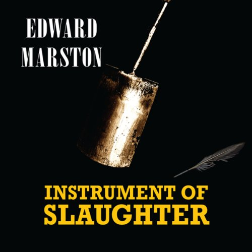 Instrument of Slaughter audiobook cover art
