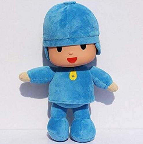 Wendin standish Pocoyo 10 Inch Toddler Stuffed Plush Kids Toys (Pocoyo)