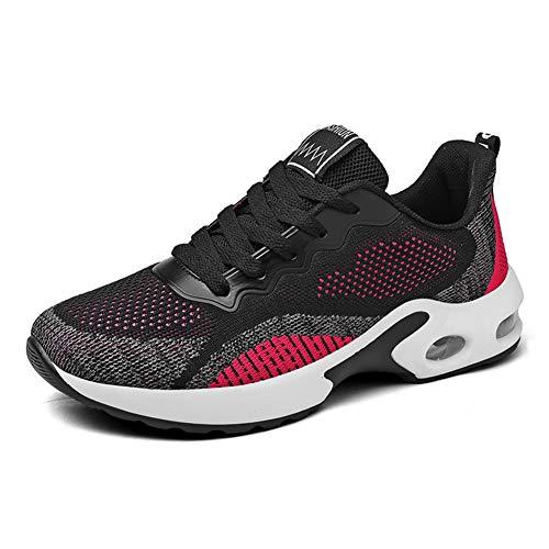 Zapatillas de Running Mujer Deporte Zapatos para Correr Gimnasio Ligero y con Estilo Sneakers