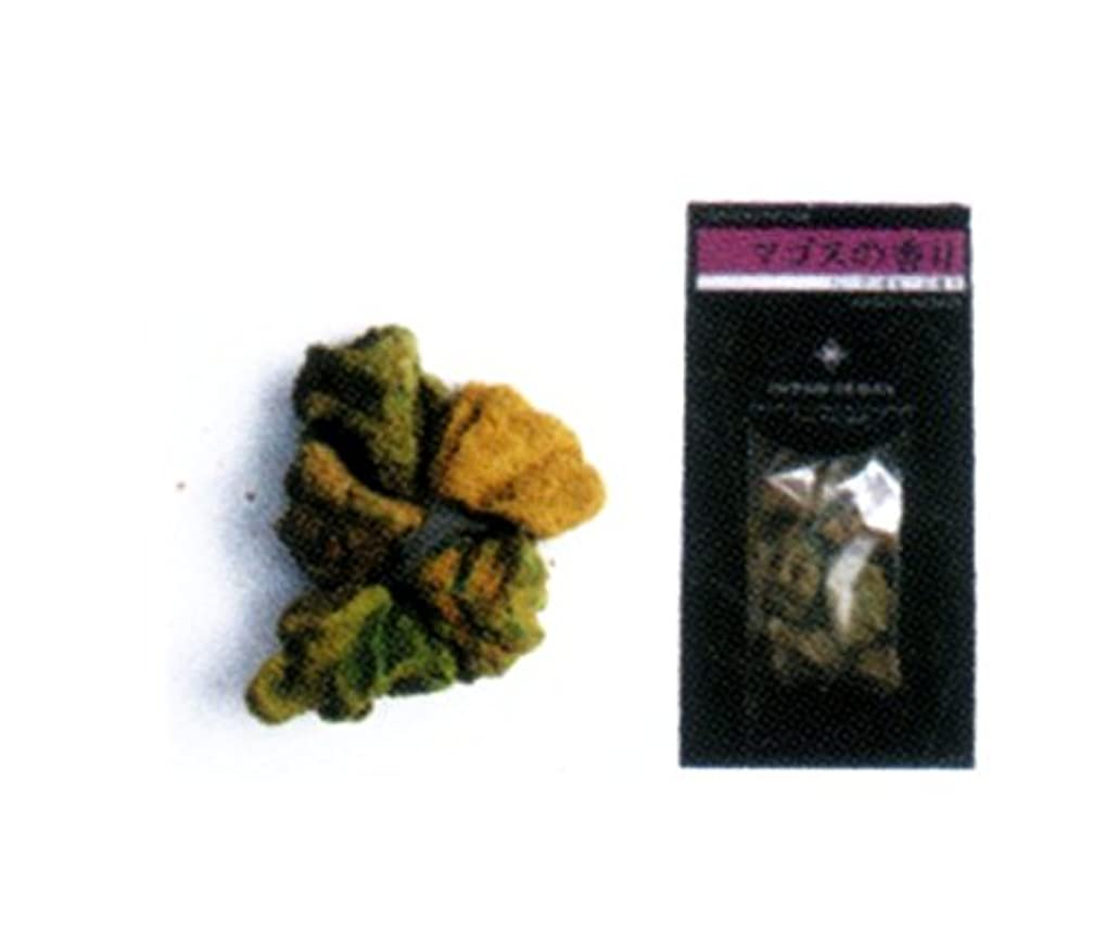 才能表示分離インセンスヘブン(100%天然手作りのお香) マゴスの香り