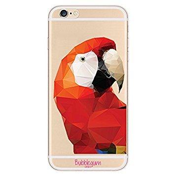 Bubblegum Funda para iPhone iPhone de TPU con diseño de Animales Pequeños Suave Funda de Gel